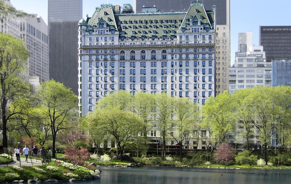 The Plaza Hotel (Midtown)