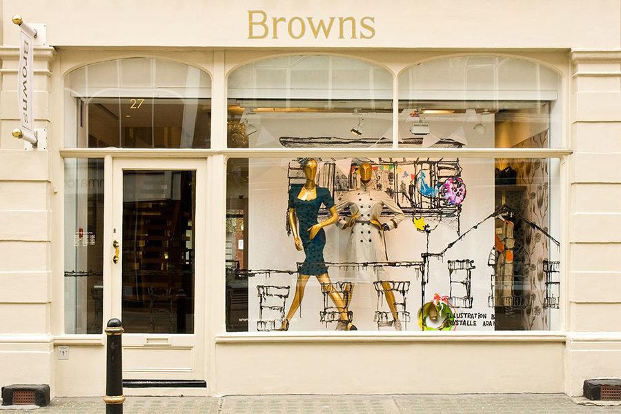 Browns (Mayfair)