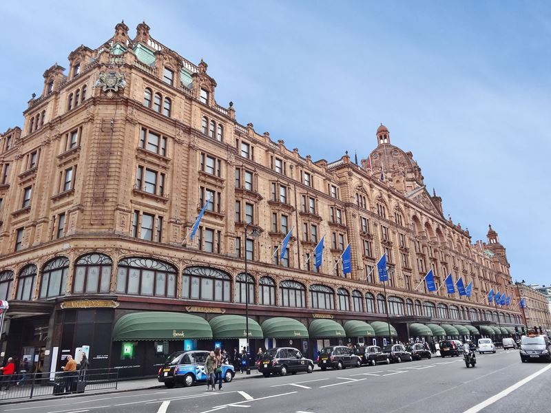 Harrods (Knightsbridge)