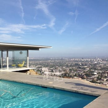 The Stahl House (Hollywood Hills)