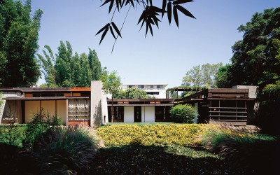 Schindler House (West Hollywood),
