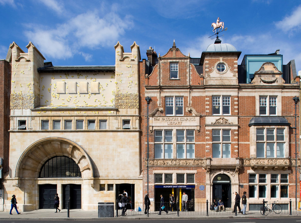 Whitechapel Gallery (Tower Hamlets)
