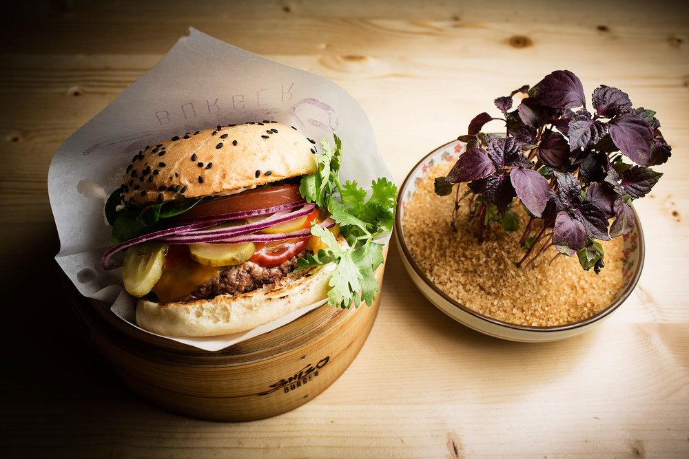 Shiso Burger (5éme)