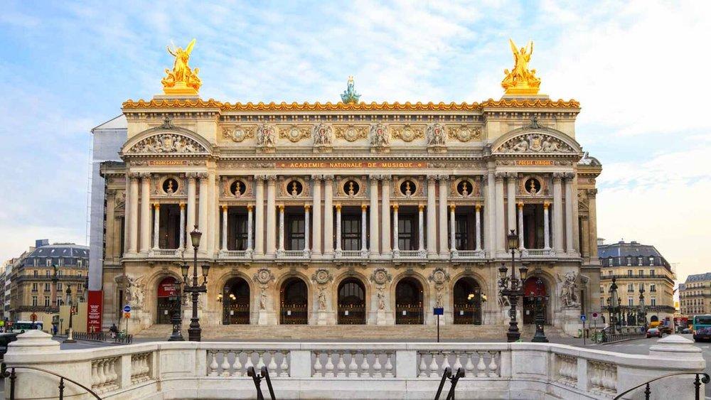 Palais Garnier (1éme)