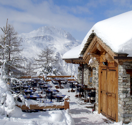 L'Edelweiss Restaurant (Val d'Isere)