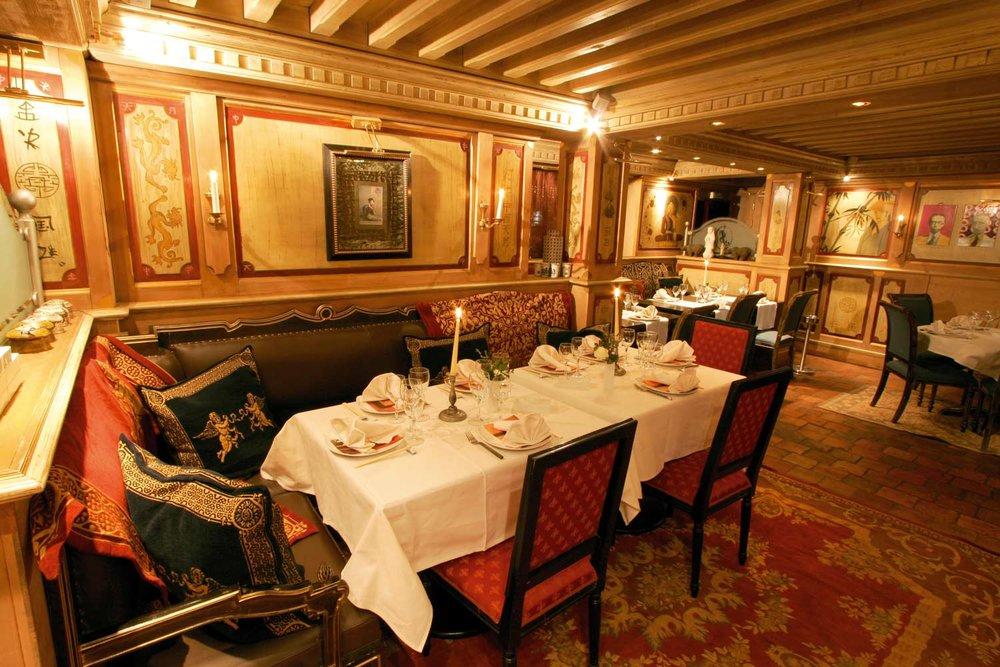 Le Grand Café (Courchevel 1850)