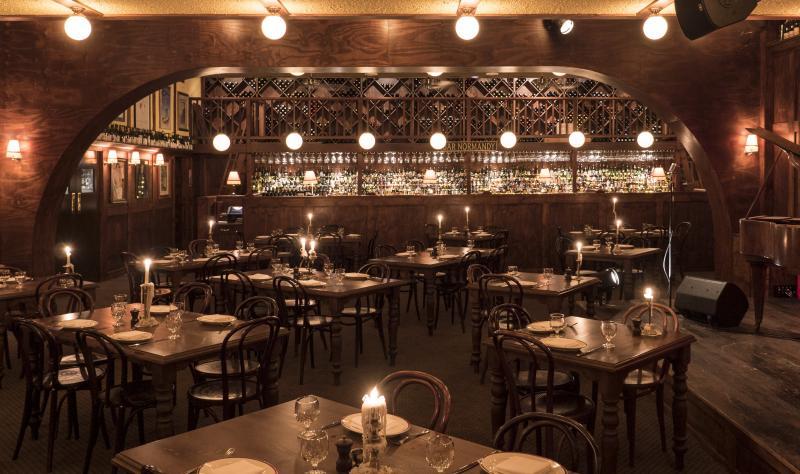 Restaurant Hubert (CBD)