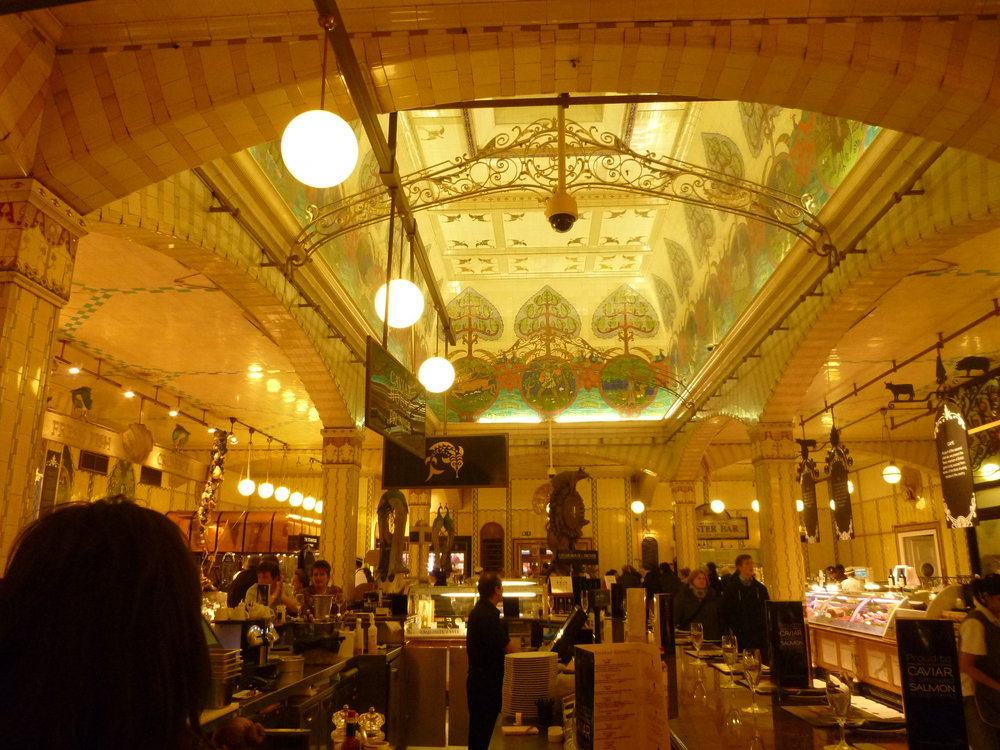 Harrods Food Hall (Knightsbridge)