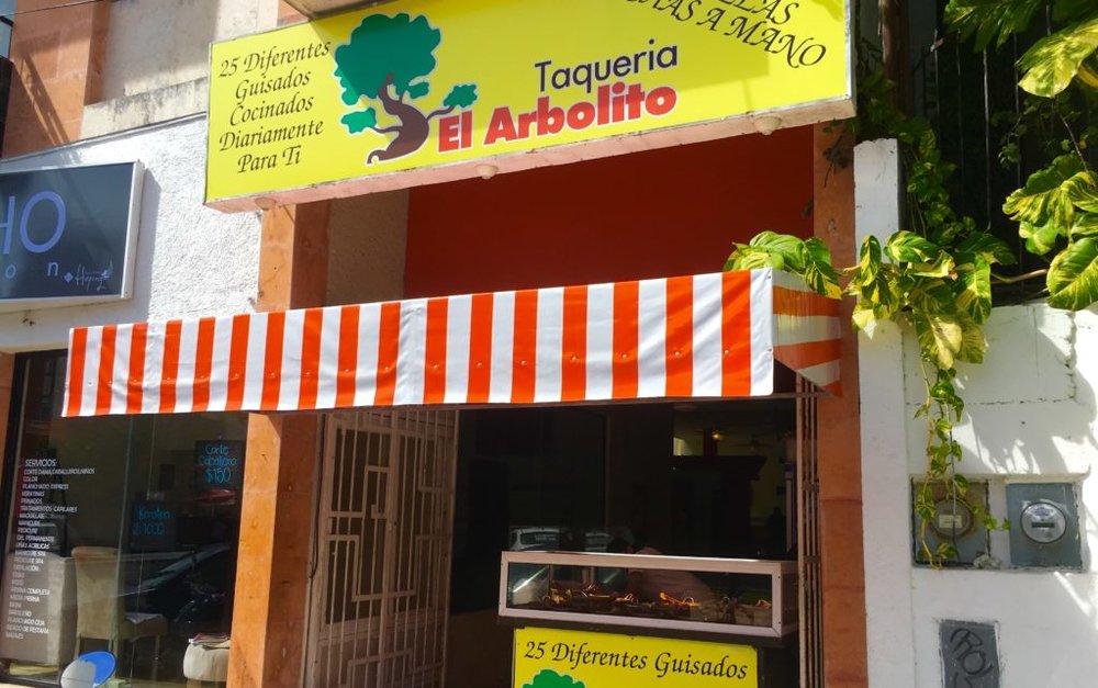Taqueria El Arbolito