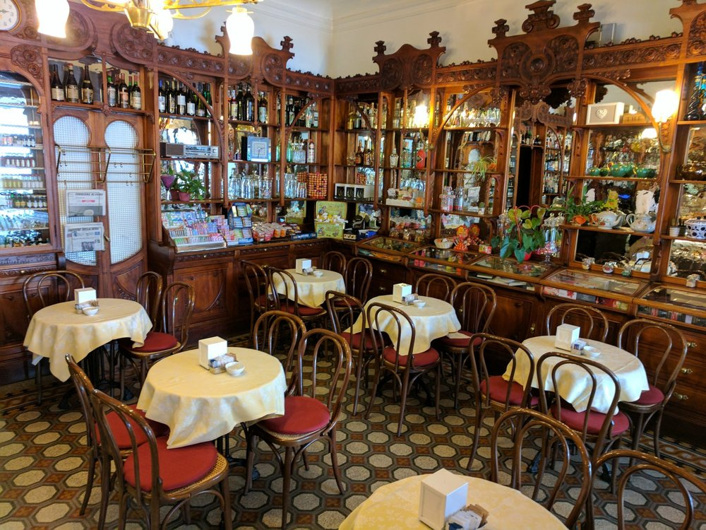 Bar Pasticceria Rossi (Bellagio)