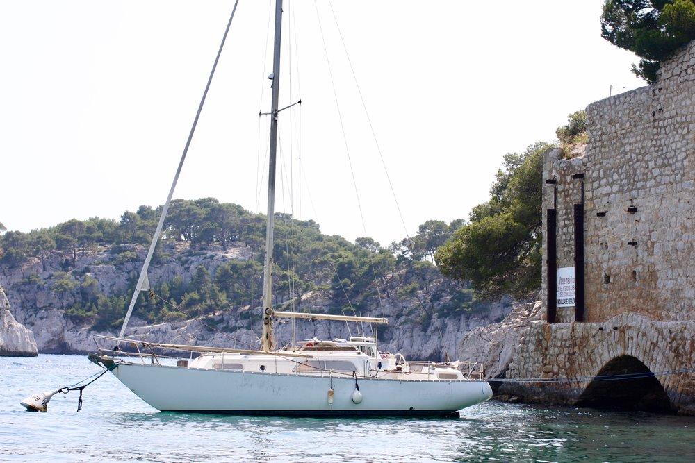 JCF Boat