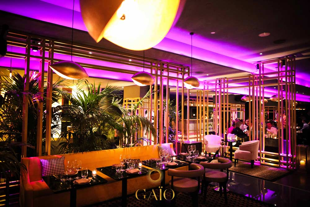 GAÏO Restaurant & Club (Saint-Tropez)