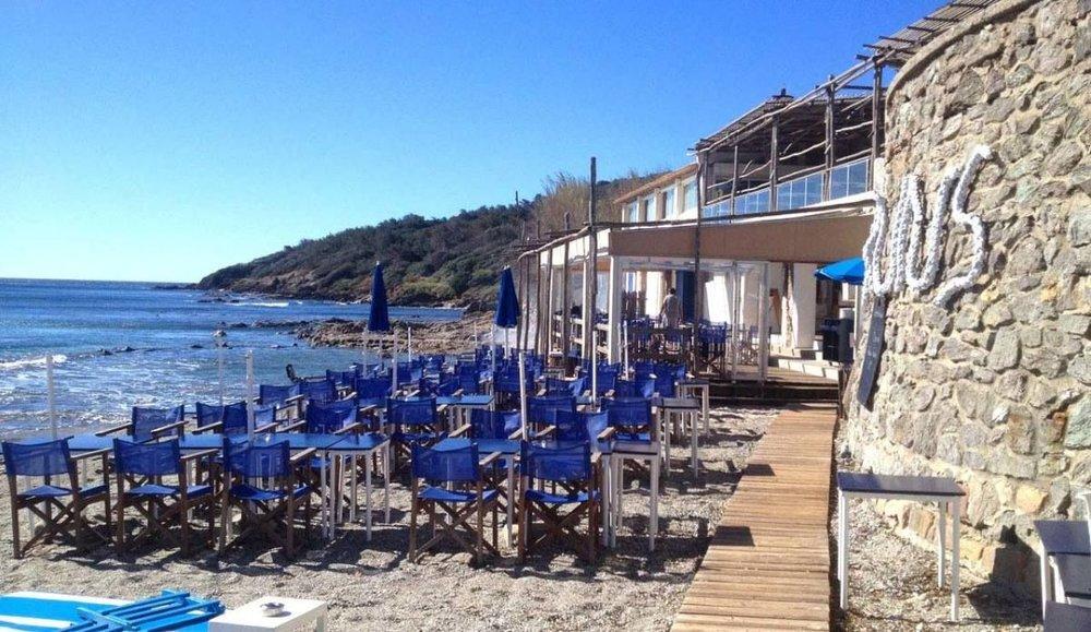 La Plage des Salins Beach Club (Saint-Tropez)