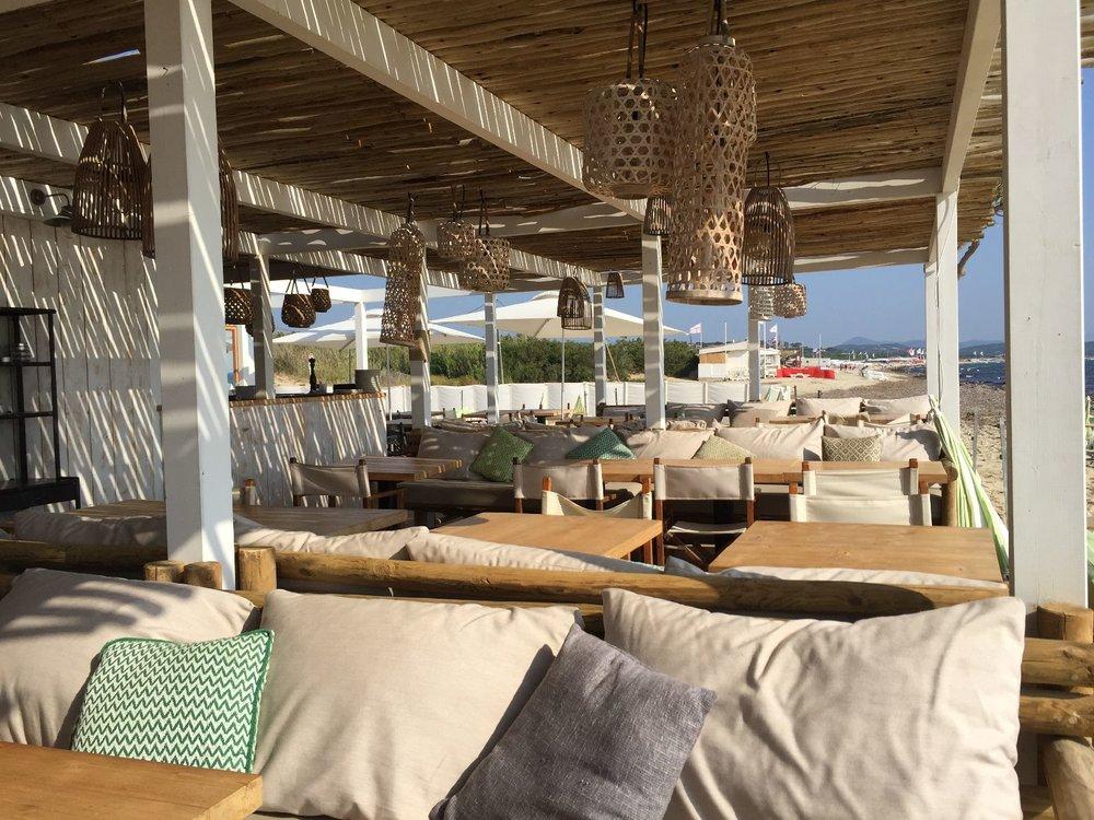 Indie Beach (Ramatuelle)