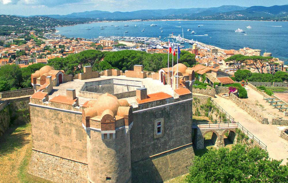 La Citadelle de Saint-Tropez (Saint-Tropez)