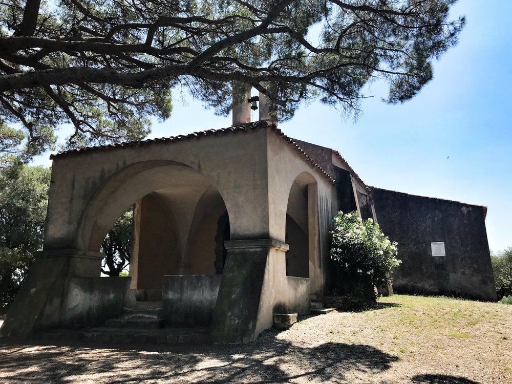 Chapelle Sainte-Anne (Saint-Tropez)