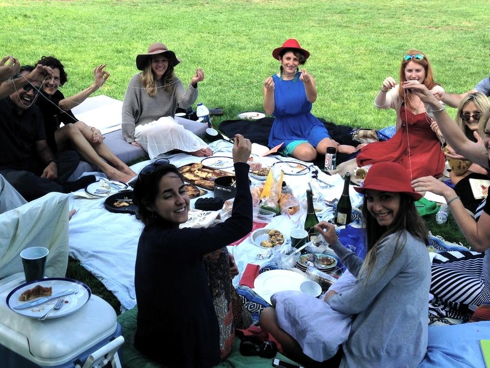 Convocation Feast, San Francisco