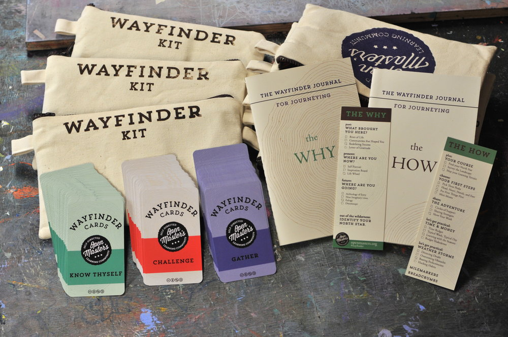 The 2016 Edition of the Wayfinder Kit