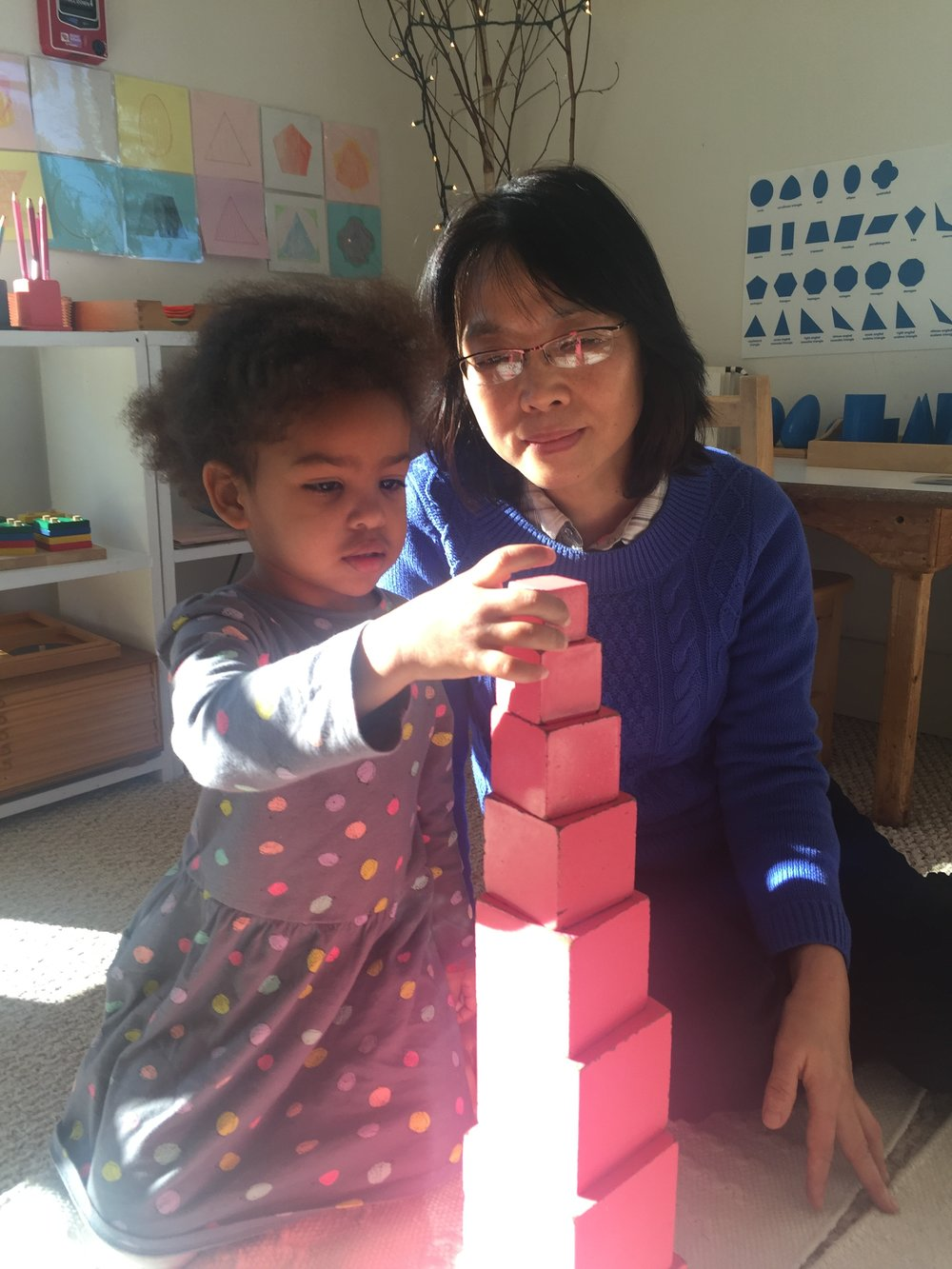 YanLiWei - Assistant Teacher