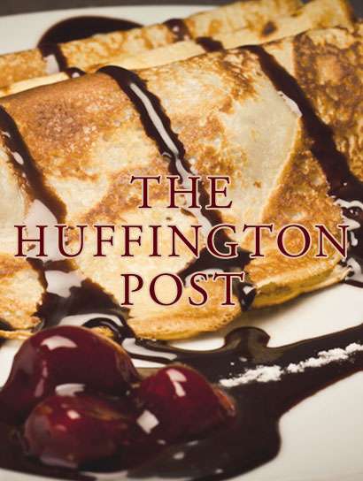 HUFFINGTON POST<br>6 FOODS YOU WOULD NEVER THINK TO SERVE AT YOUR WEDDING