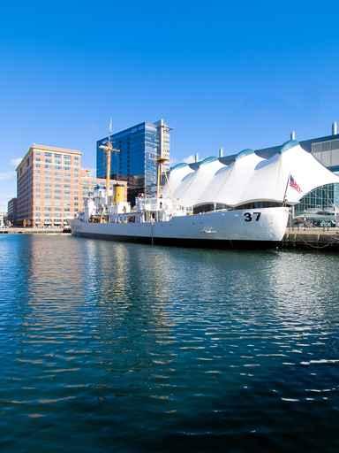 BaltimoreCity Inner Harbor