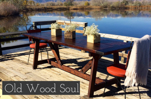 Old Wood Soul    http://www.oldwoodsoul.com/    OldWoodSoul@gmail.com