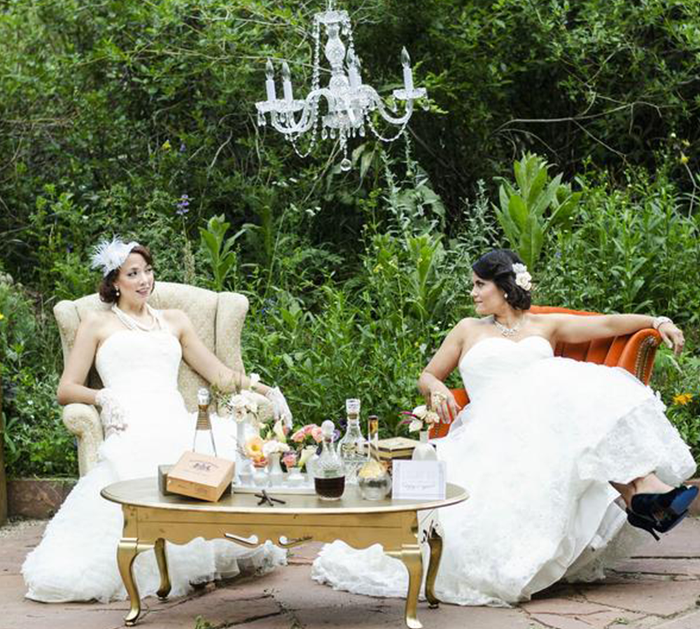 Glam - Gatsby inspired parties that wow.