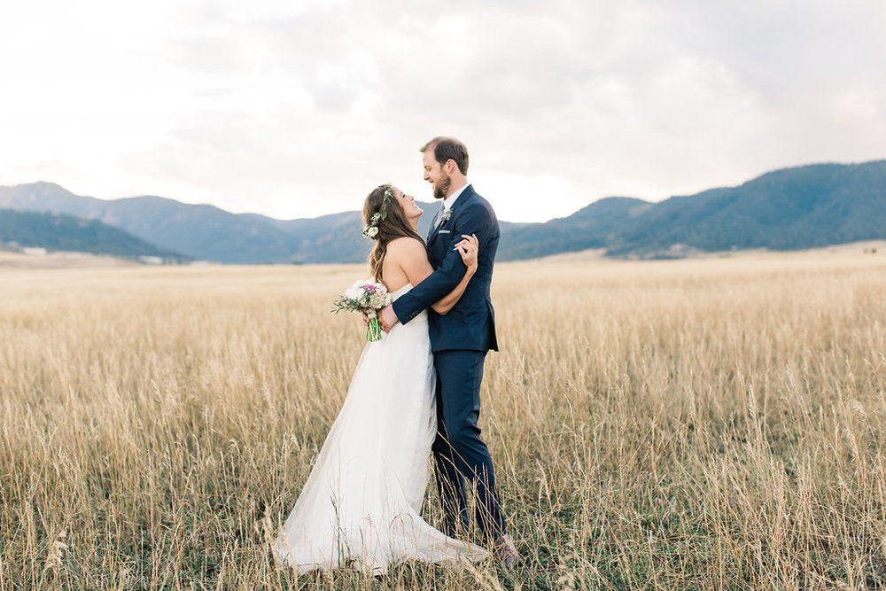 Good Ol-Fashioned Colorado Wedding Planners