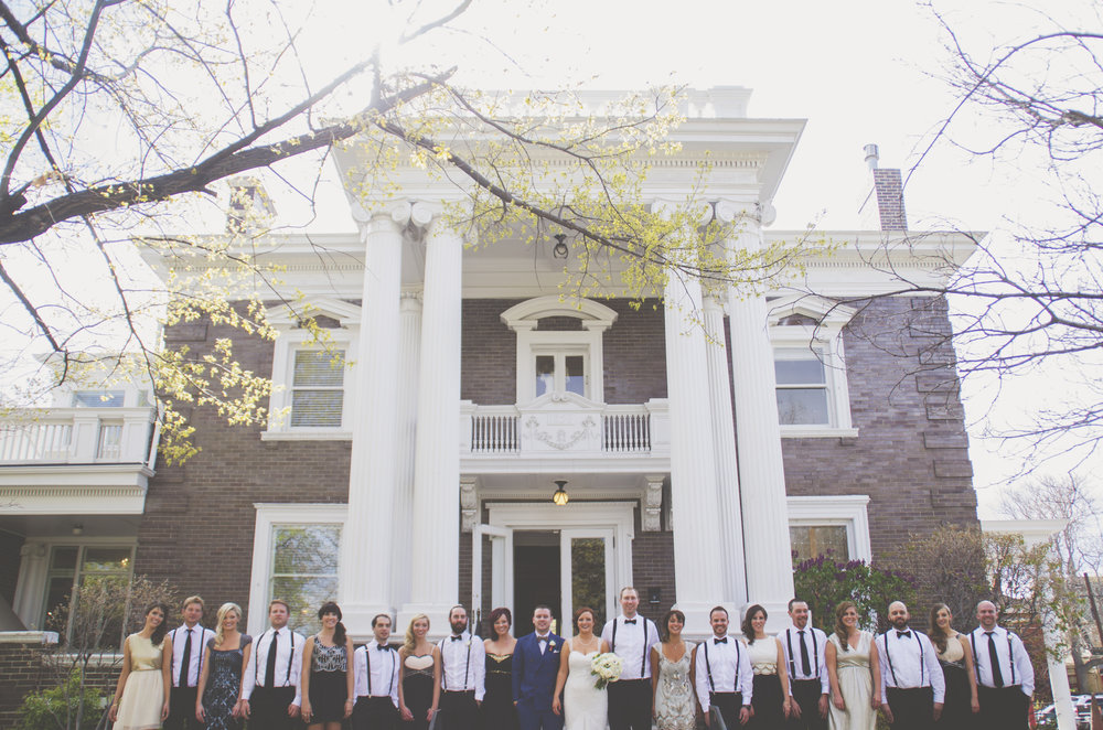 Good Ol-Fashioned Party Denver Wedding Planner