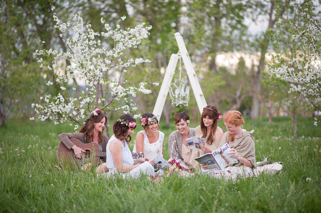 Wedding Planners Colorado Good Ol-Fashioned Party