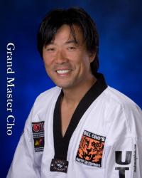 Grand Master Bill Cho