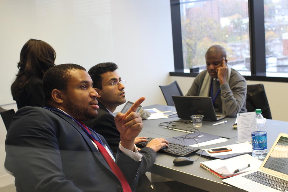SOM Hosts First Africa Business Practicum -Phoebe Kimmelman