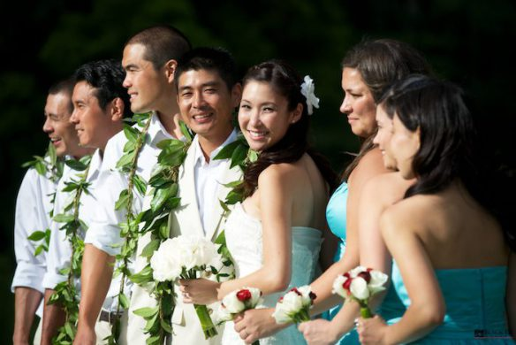 Erin & Chris Uehara, August 4th, 2012