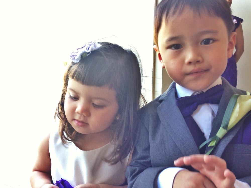 oahu-wedding-flower-girl-ring-bearer