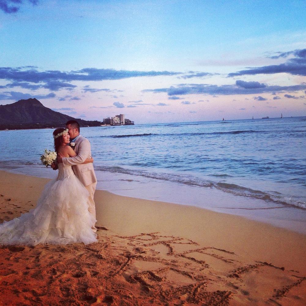 akemi-brett-sunset-wedding-waikiki-oahu-hawaii