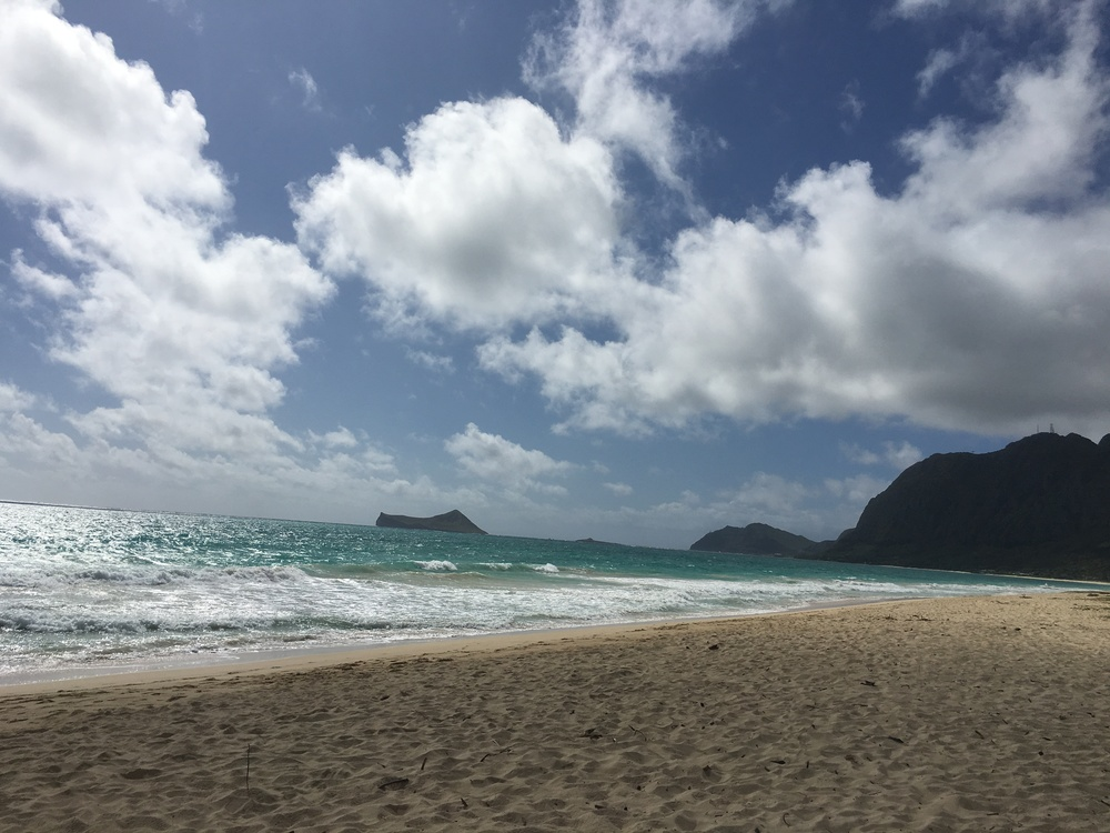 beautiful-oahu-beach