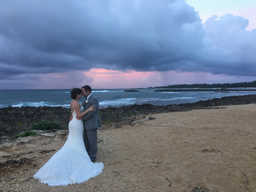 sunset-hawaii-wedding
