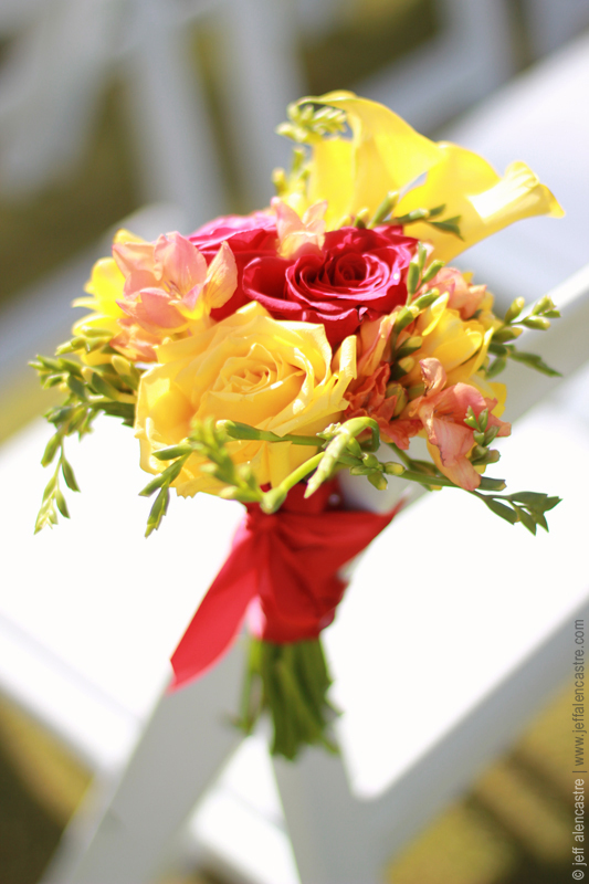 Aisle Floral - Sample 2