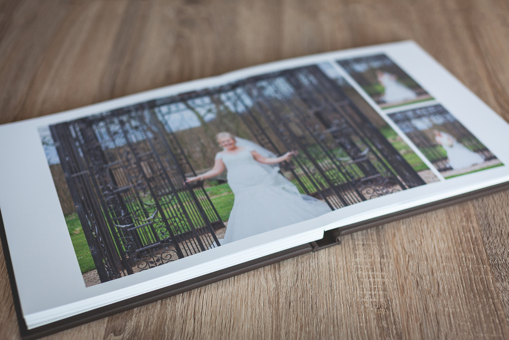 Folio Wedding Album