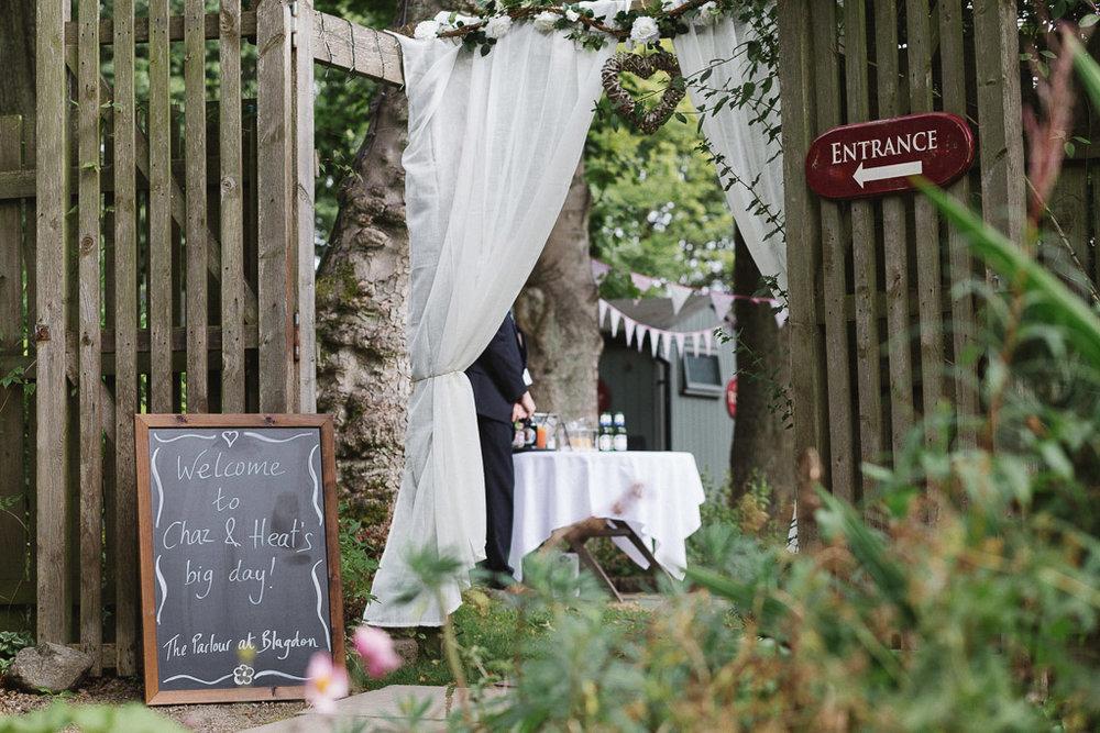 Blagdon Parlour Wedding - Northumberland Wedding Photographer-76.jpg