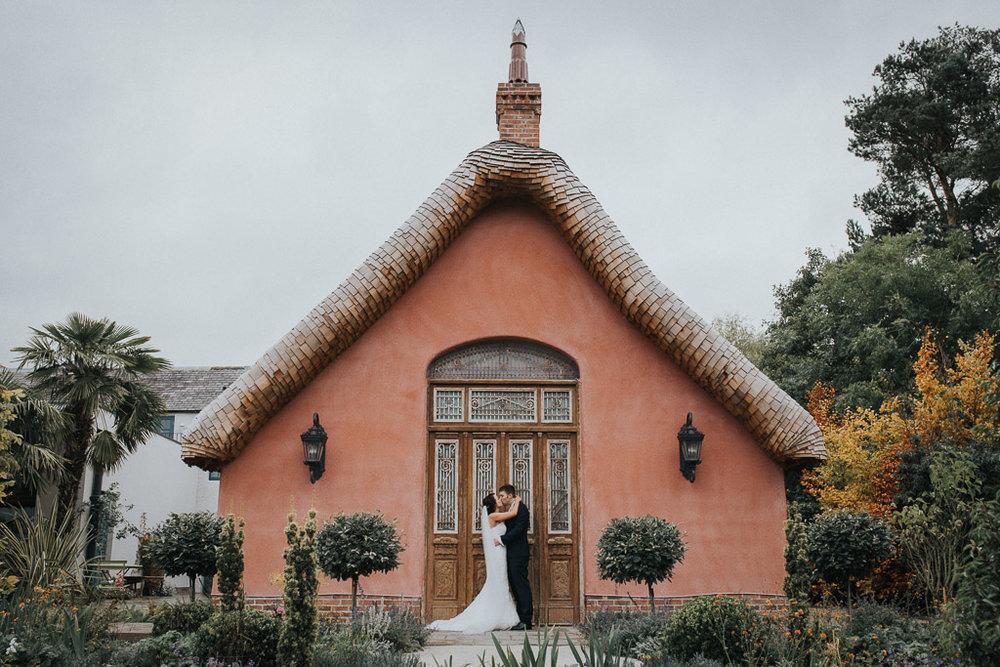 Le Petit Chateau Northumberland Wedding Photographer