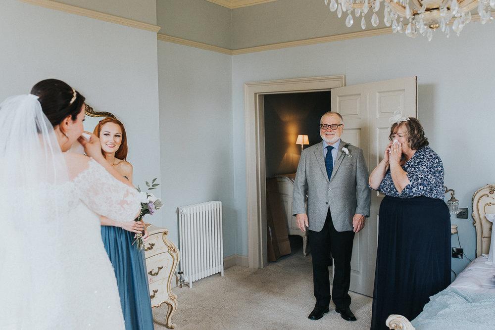 Newton Hall Northumberland Wedding Photographe