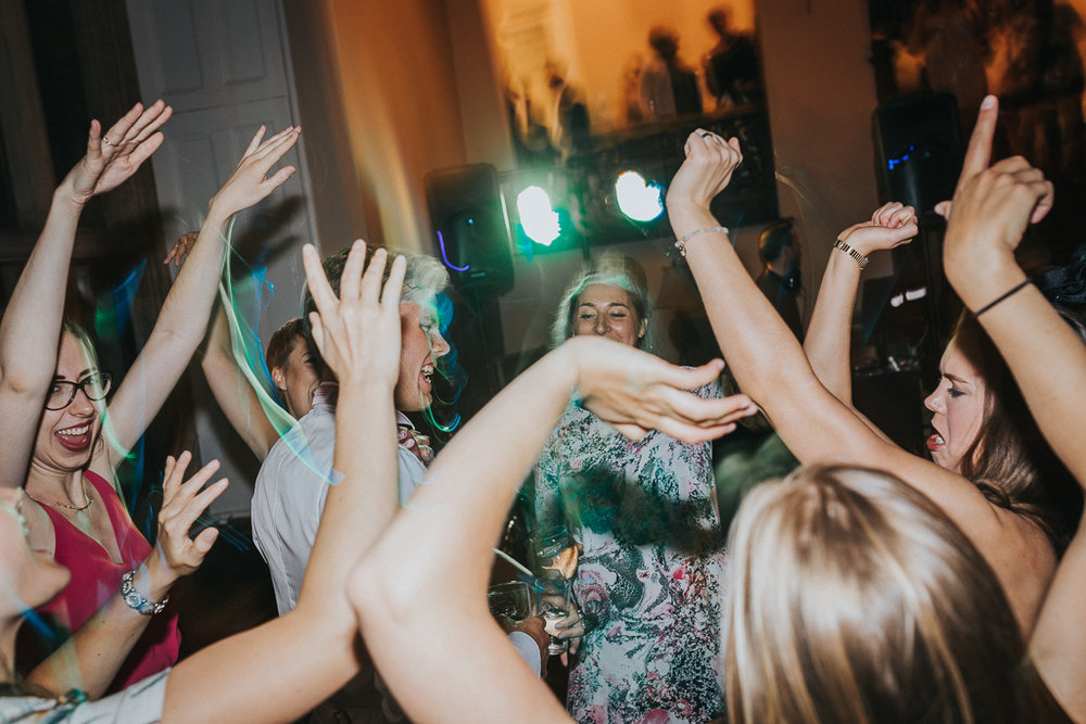 Middleton Hall Hall Northumberland Wedding Photographer