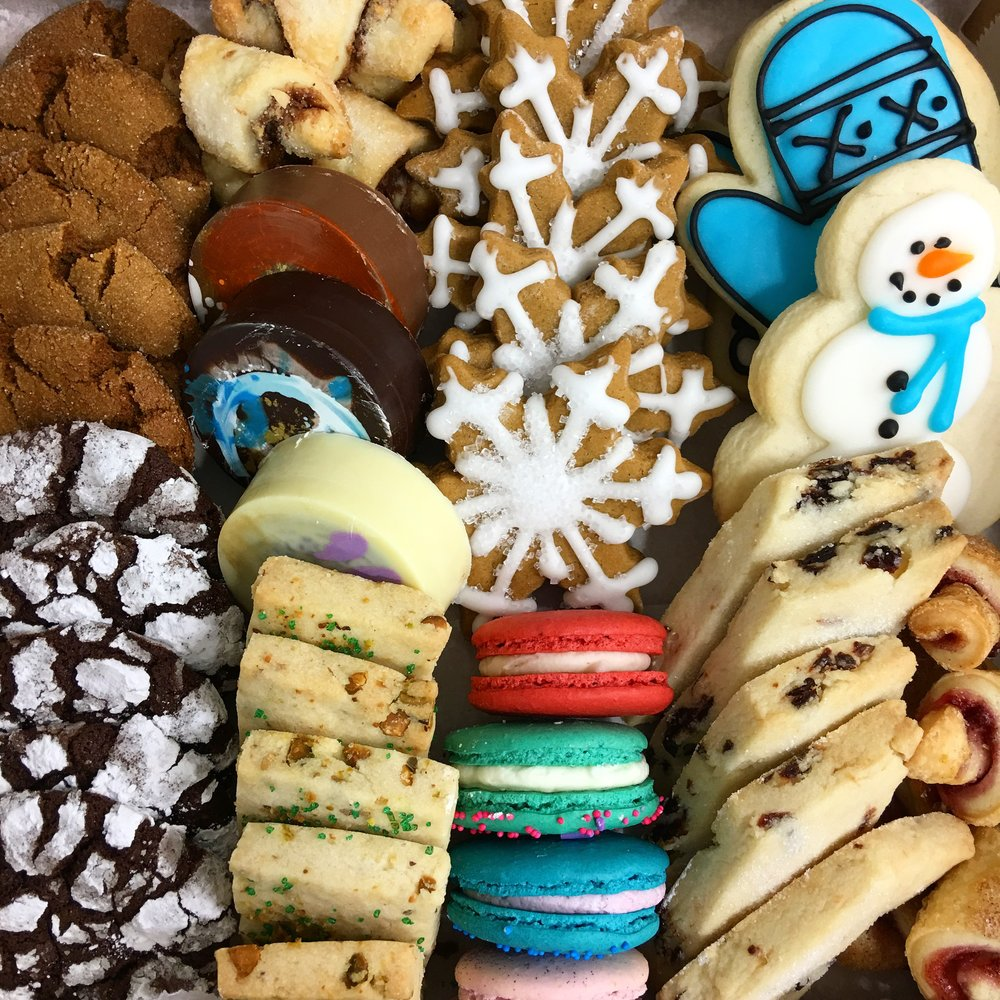 Assorted Freshly Baked Cookies!