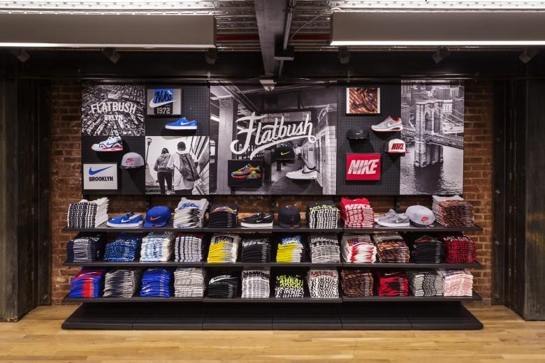 Nike Community Stores Ripple Studio