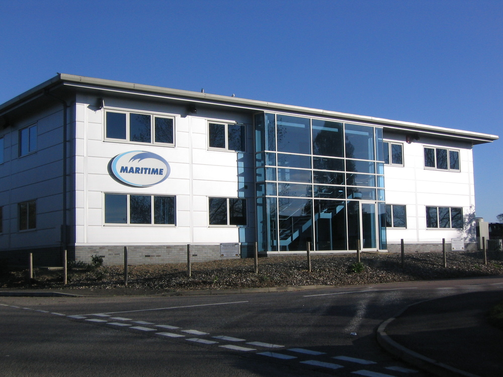 Haven Exchange  Business Park, Felixstowe
