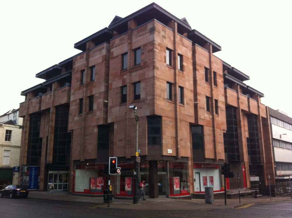 Fisher House, Glasgow