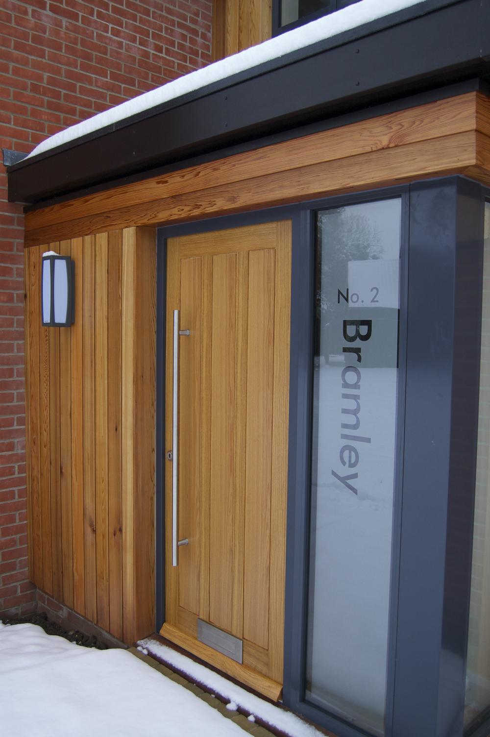 Address: Bell Barn Lane, Kesgrave     Client: Private Client     Structural Engineer: G C Robertson & Associates Ltd     Main Contractor: Christchurch Construction Ltd