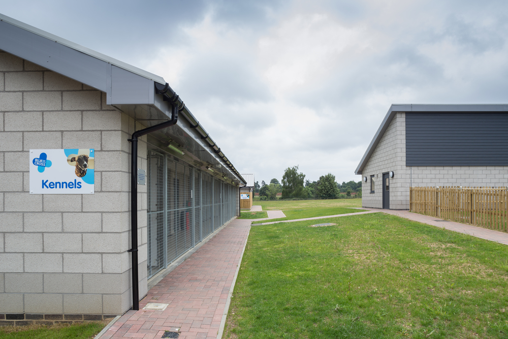 The buildings were designed to be functional and practical and includes kennels, cattery, dog & cat admission and isolation units, main reception building and manager's office.