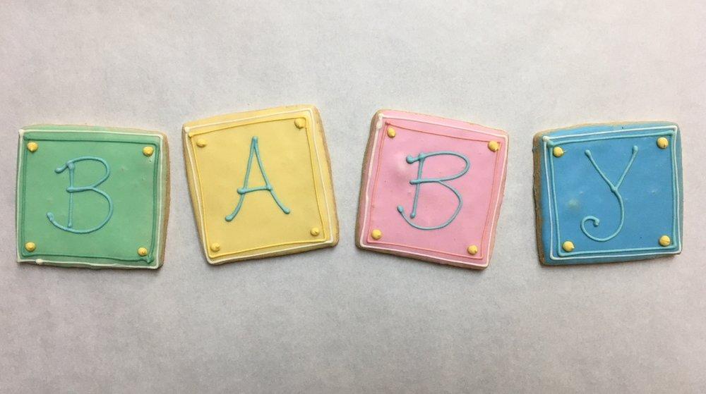 2D Baby Blocks